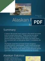 alaskan flood myths-julia