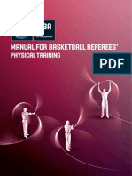 2015 Fiba Manual for Basketball Referees Physical Training