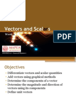 Ppt Phy10 Wk01 Vector 1