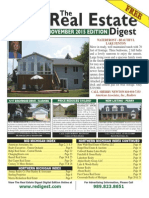 The Real Estate Digest - November 2015