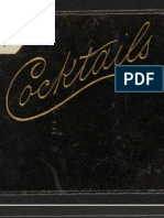 1898 Cocktails How to Make Them Providence Livermore Knight Co