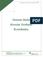 Manual e Especificações Sistema Alveolar Grelhado