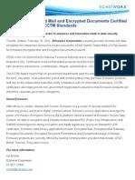 Echoworx_UK Government CCTM Standards