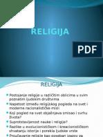 8 Religija