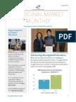 Market Monthly Newsletter - August 2015