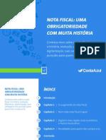 eBook Nota fiscal Contaazul