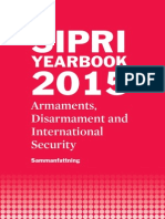 SIPRI Yearbook 2015, Sammanfattning på svenska