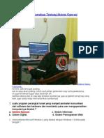 Contoh soal dan jawaban Tentang Sistem Operasi.doc