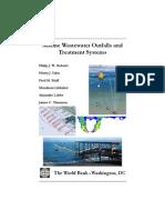 Marine Wastewater Outfalls