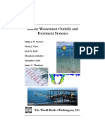 Marine Wastewater Outfalls