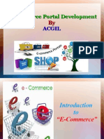 Ecommerce Portal Development by ACG Infotech