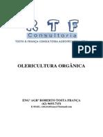 OLERICULTURA ORGÂNICA RTF