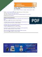 Computing With Carbon Nanotubes Optimization of Threshold Logic Gates Using Disordered Nanotubepolymer Composites