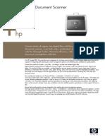 Hp HP Scanjet 7800