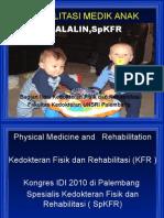 Rehabilitasi Medik Anak