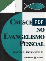Crescendo No Evangelismo Pessoal