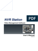 NVR Station Manual_EN