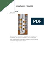 PERFORACION I (Ing. Bhavil)Tipos de Cañoneo y Baleo GRUPO 12.docx