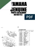 FJ1200A Genuine Parts Catalogue