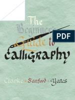 Beginners Guide to Caligraphy