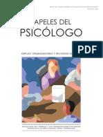 Papéis Do Psicólogo Na Espanha_espanhol