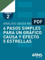 4 Simples pasos para un grafico causa efecto 5 estrellas.pdf