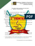Guideline Peserta Rakernas Dan Diskusi Publik Frontier 2