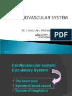 Anatomi Sistem Kardiovaskular