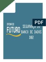 2.0 - Seguranca Do Banco de Dados DB2