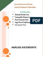 Presentación-Analisis-Ascendente