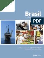 Livro Brasil o Estado de Uma Nação