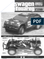 Touareg Race Car