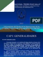 Cap I - Generalidades (Sustentación de Tesis)