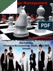Strategic Management Ch 8