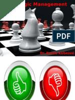 Strategic Management Ch 9