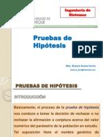 P.H. Una Media Poblacional