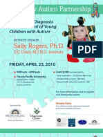 Autism Early Intervention Conference
