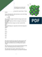 ib chem bonding notes