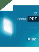 ECF - Escrituracao Contabil Fiscal