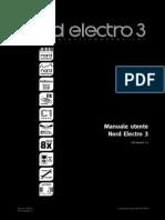Nord Electro 3 Italian User Manual v1.x Edition 1.1.pdf