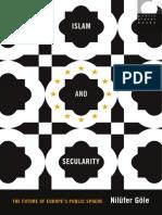 Islam and Secularity by Nilüfer Göle