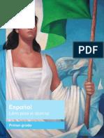 Español - 1er Grado
