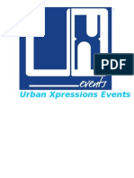 Ux Events-Event Mangement