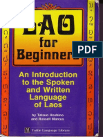 51 Lao for Beginners