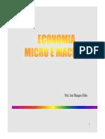 1 Economia Parte i - 1º Sem 2014