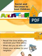 Aflatoun Concept
