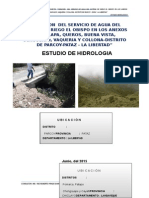 Estudio_Hidrologico pataz