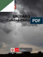 UNIDAD I_El Cambio Climatico