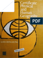 Certificate Physical and Human Geography by Goh Cheng Leong (Author)