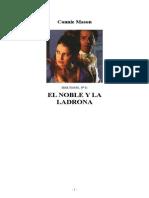 Mason, Connie-Serie Rogues, Nº 01-El Noble y La Ladrona